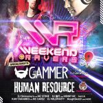 2014/03/01(土曜日) : DJ SHARPNEL on WEEKEND RAVERS V.4 @ 渋谷 CLUB ASIA