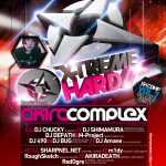 2014/06/01(日曜日) : sharpnel.net on X-TREME HARD – XH COMP VOL.7 RELEASE PARTY @ 新宿club axxcis SHINJUKU