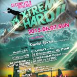 2015/06/07(日曜日) : DJ SHARPNEL vs LolistyleGabberS on X-TREME HARD -XH COMP VOL.8 RELEASE PARTY- @横浜BAYSIDE YOKOHAMA