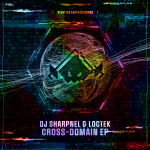 NIGHT ON EARTH RECORDS新譜「CROSS-DOMAIN EP / DJ Sharpnel & Loctek」発売中!