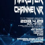 4.29(日)24:00放送開始!インターネット配信イベント「HARDTEK CHANNEL VR」に来日中のMat Weasel/Floxytek/Tanukichiが出演!