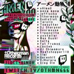 2020.10.31-11.1 #AMENZOOSTREAM にDJ SHARPNEL出演