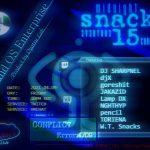 2021.4.10(Sat)MidnightSnacks15周年記念イベント#EVERYONE15CONNECTEDに DJ SHARPNEL出演