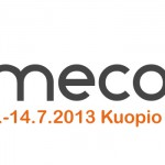 2013/07/13(土曜日) : DJ SHARPNEL on FINLAND/KUOPIO・ANIMECON X