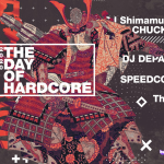 2020.8.2(日)THE DAY OF HARDCORE – HADO CHANNEL EDITION -にDJ SHARPNEL VR出演