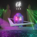 VRとリアルが結合し、禅の世界へ。「ごはんとアートVol.5 TOKYO⇆KYOTO」 FUTURE ZEN LIVEにDJ SHARPNELがVR出演