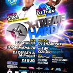 2012/03/19(月曜日) : DJ SHARPNEL on X-Tremehard @ 秋葉原MOGRA