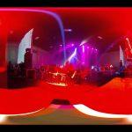 sharpnel.netステージVR動画 in Colossalcon