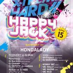 2015/09/13(日曜日) : DJ SHARPNEL on X-TREME HARD VS HAPPY JACK -Round 15- @ 渋谷R-Lounge